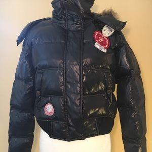 Victoria Secret Puffer Jacket
